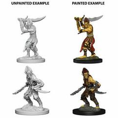 Dungeons & Dragons: Nolzur's Marvelous Unpainted Miniatures: Githyanki