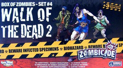 Zombicide: Walk of the Dead Set 2