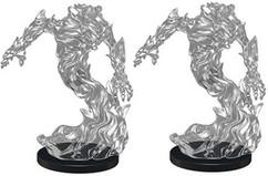 Pathfinder Battles Deep Cuts Unpainted Miniatures: Medium Fire Elemental
