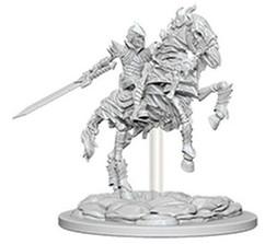 Pathfinder Battles Deep Cuts Unpainted Miniatures: Skeleton Knight on Horse