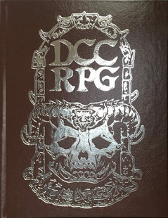 Dungeon Crawl Classics RPG: Demon Skull Re-Issue - Limited Edition Cover