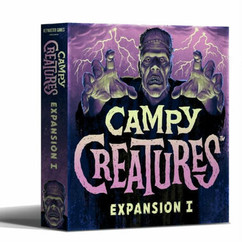 Campy Creatures (2nd Edition): Expansion I