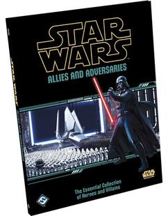 Star Wars RPG: Allies and Adversaries (Hardcover)