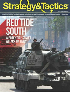 Strategy & Tactics #315: Game Edition - Red Tide South (PREORDER)