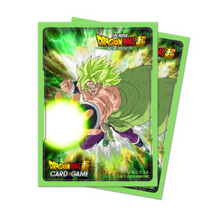 Ultra Pro Sleeves: Dragon Ball Super - Broly (65ct)