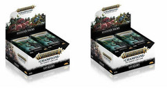 Warhammer TCG: Age of Sigmar - Champions Savagery Booster Box (2ct)