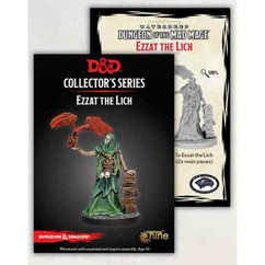 Dungeons & Dragons Miniatures: Collector's Series - Ezzat the Lich