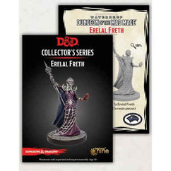 Dungeons & Dragons Miniatures: Collector's Series - Erelal Freth