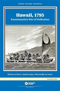 Hawaii 1795: Kamehameha's War of Unification