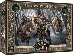 A Song of Ice & Fire Miniatures Game: Free Folk - Follower of Bones
