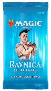 Magic: The Gathering - Ravnica Allegiance Booster Pack