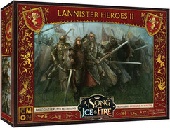 Song of Ice & Fire Miniatures Game: Lannister Heroes II