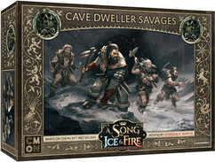 Song of Ice & Fire Miniatures Game: Free Folk - Cave Dweller Savages