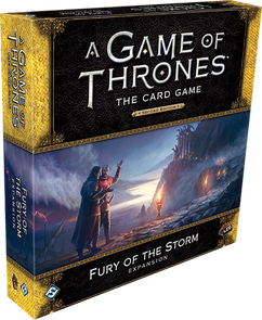 A Game of Thrones LCG 2nd Edition: Fury of the Storm Expansion