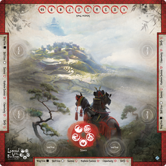 Legend of the Five Rings RPG: Roleplaying Gamemat (PREORDER)