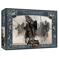 A Song of Ice & Fire Miniatures Game: Stark - Tully Cavaliers