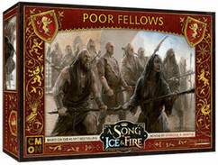 A Song of Ice & Fire Miniatures Game: Lannister - Poor Fellows