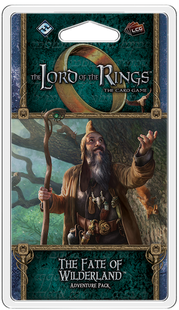 The Lord of the Rings LCG: The Fate of the Wilderland Adventure Pack