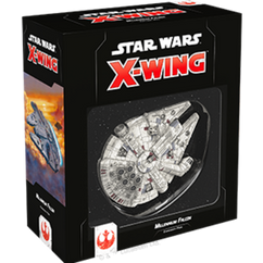 Star Wars X-Wing 2nd Edition: Millennium Falcon Expansion Pack