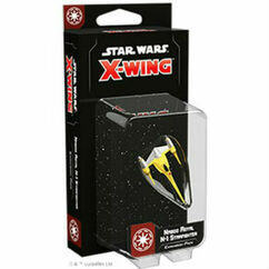 Star Wars X-Wing 2nd Edition: Naboo Royal N-1 Starfighter Expansion Pack