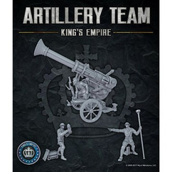 The Other Side: King's Empire - Artillery Team