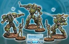 Infinity: Anaconda, Mercenary TAG Squadron