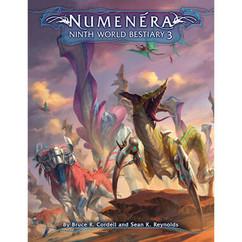 Numenera RPG: Ninth World Bestiary 3 (Hardcover)