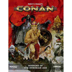 Conan RPG: Horrors of the Hyborian Age