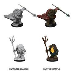 Dungeons & Dragons: Nolzur's Marvelous Unpainted Miniatures: Tortle Adventurers
