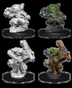 Pathfinder Battles Deep Cuts Unpainted Miniatures: Male Goblin Alchemist
