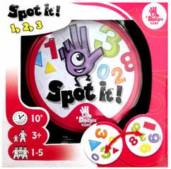 Spot It!: 1, 2, 3 (Box)