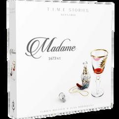 T.I.M.E. Stories: Madame Expansion