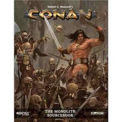 Conan RPG: The Monolith Sourcebook
