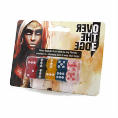 Over the Edge (3rd Edition): Dice Set