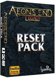 Aeon's End 2nd Edition: Legacy Reset Pack