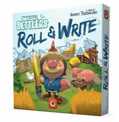 Imperial Settlers: Roll & Write