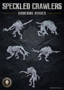 The Other Side: Gibbering Hordes - Speckled Crawlers