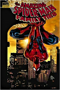 The Amazing Spider-Man Family Ties