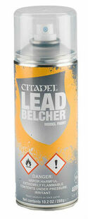 Citadel Paint: Leadbelcher Spray