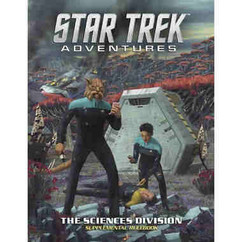 Star Trek Adventures RPG: The Sciences Division Supplemental Rulebook