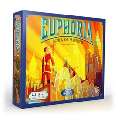 Euphoria: Building a Better Dystopia w/ Game Trayz