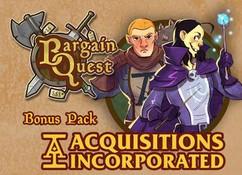 Bargain Quest: Acquisitions Incorporated Bonus Pack