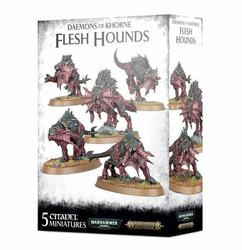 Warhammer Age of Sigmar: Daemons of Khorne - Flesh Hounds