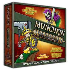 Munchkin: Warhammer - Age of Sigmar