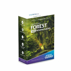 Ultimate Guard: Lands Edition II 'Forest' - Card Sleeves (100ct)
