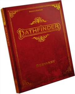 Pathfinder RPG 2nd Edition: Bestiary - Special Edition
