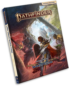 Pathfinder RPG 2nd Edition: Lost Omens - World Guide