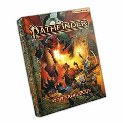 Pathfinder RPG 2nd Edition: Core Rulebook - Standard Edition