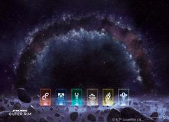 Star Wars: Outer Rim - Game Mat