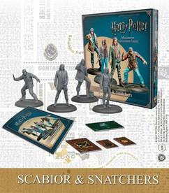 Harry Potter Miniatures Game: Scabior & Snatchers